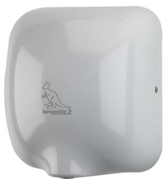 Kangarillo 2 ECO Hand Dryer - Stainless Steel