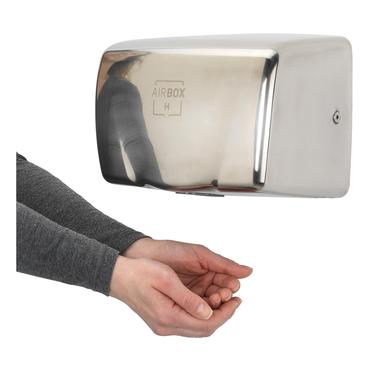 The AirBOX H Hand Dryer