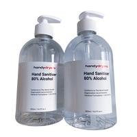 Handy Sanitiser 1L Pack (2 x 500ml)